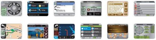 AMCOR 3900 3.5'' PROTABLE GPS