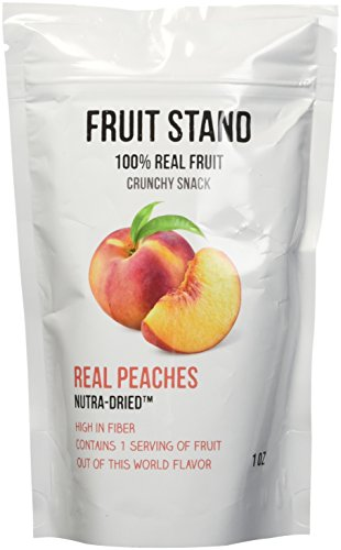 - Fruit Stand Real Peaches, 1 ounce