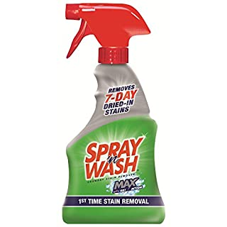 Spray 'N Wash Max Laundry Strain Remover 16 oz