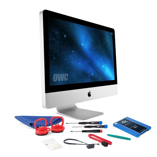 OWC SSD Upgrade Kit For 2011 21.5-inch iMacs, OWC Mercury Electra 2.0TB 6G SSD, 18