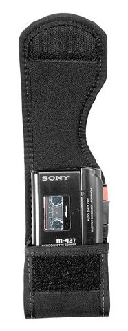 Pager Nylon (Uncle Mike's Kodra Duty Nylon Web Pager Case (Small, Black))