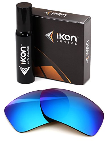 Polarized IKON Replacement Lenses For Maui Jim Peahi MJ-202 Sunglasses - Ice - Sunglasses Peahi Polarized Jim Maui