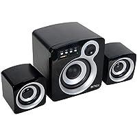 Intex IT-850U 2.1 Channel Multimedia Speakers (Grey and Black)