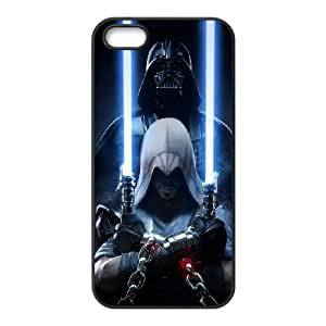 iPhone 5 5s Cell Phone Case Black Star Wars ygym