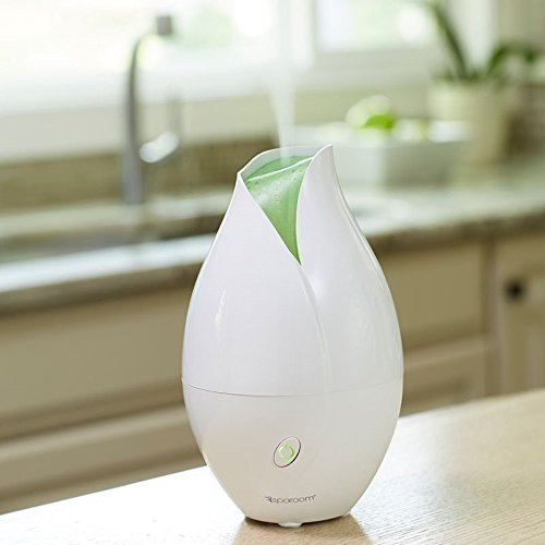 SpaRoom-TulipMist-Essential-Oil-Diffuser-for-Aromatherapy-Uses-The-Latest-Ultrasonic-Technology-200ml