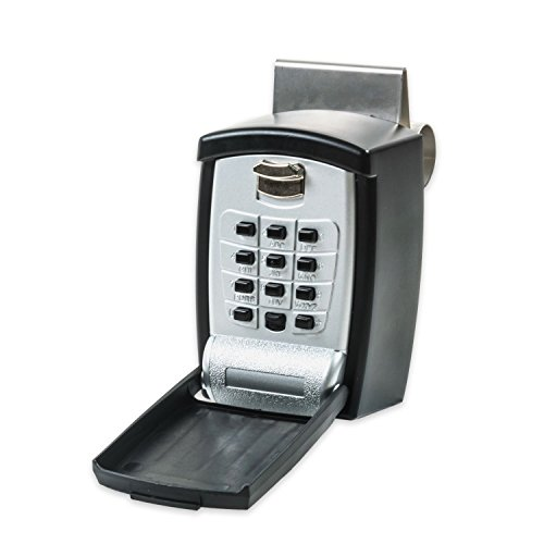 KeyGuard Black Pro SL-591 Punch Button Car Window Lock Box