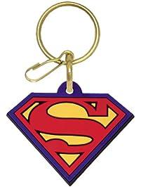 Superman Plastisol Key Chain