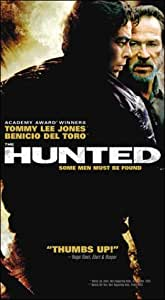 The Hunted [VHS]
