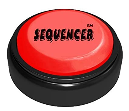 Buy CUSTOM EASY BUTTON SEQUENCER - RECORD 3 (THREE) 10 SECOND