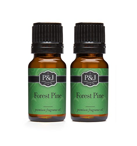 Forest Pine Fragrance Oil - Premium Grade Scented Oil - 10ml - (Pine Fragrance)
