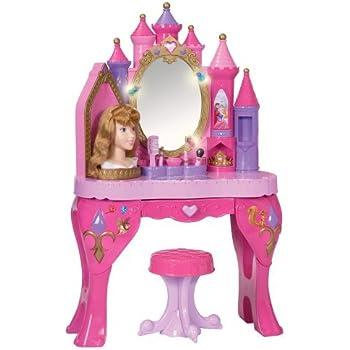 Amazon Com Disney Princess Sleeping Beauty Vanity Play
