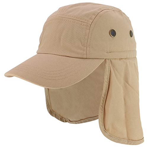 5 panel with ear flaps - 1