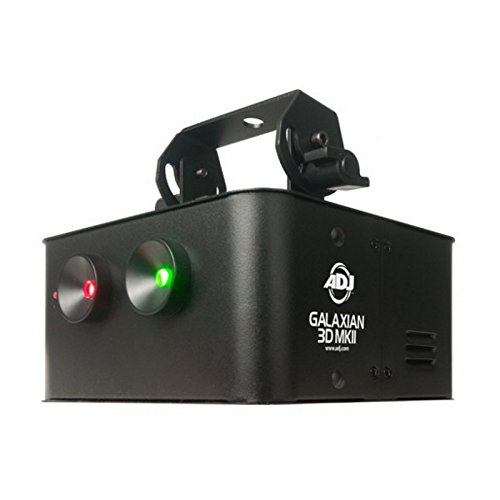 American DJ Galaxian 3D MKII | DMX Red and Green Effects