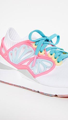 Sophia Us B Cage Multi White Webster Sneakers m X Puma Women's 9 OPREE