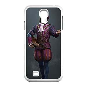 Samsung Galaxy S4 9500 Cell Phone Case White The Witcher 3 Wild Hunt review Dandelion 002 GY9159204