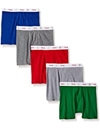 Boys' Toddler 5-Pack Boxer Brief