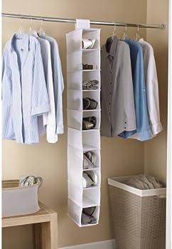 2-Pk. Mainstays 10-Shelf Organizer