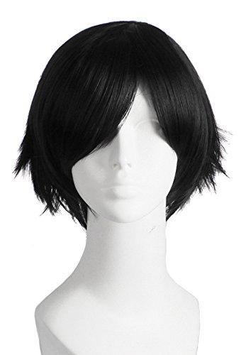 Mens Wigs For Sale (Gracefulvara Mens Male Short Cosplay Wigs 14