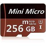 MiniSDカード 256GB メモリカード 高速 MiniSDXC カード スピードクラス データ転送 スマホ カメラ kindle ターブレッドPC パソコン 等 対応