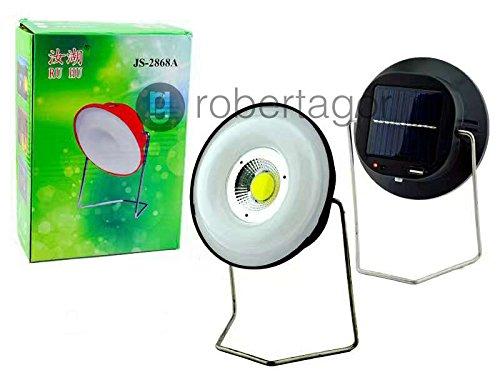 gadgetsforyou. Lámpara LED Energía Solar cortina camping ...