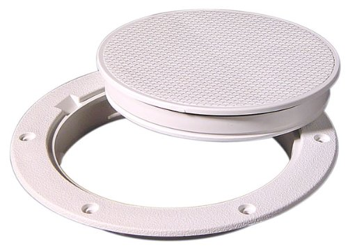 Tempress Pry-Out Inspection Deck Plates (Pry Out White Deck Plate)