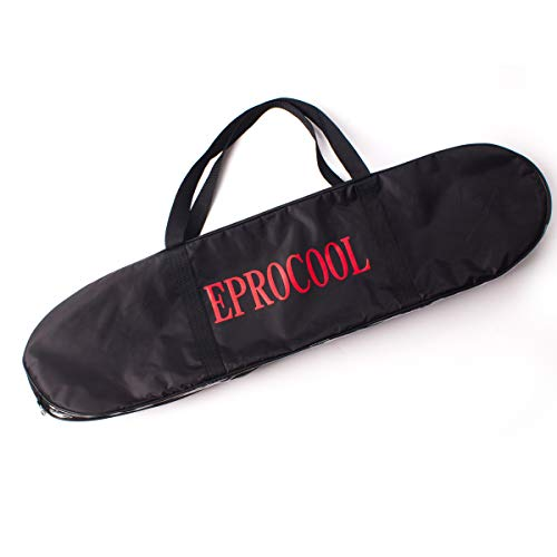 - Eprocool Skateboard Carry Bag 420D Nylon Skateboard Handbag for 31'' x 8'' Skateboard