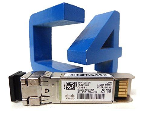 Cisco SFP-10G-SR 10GBASE-SR SFP MOD