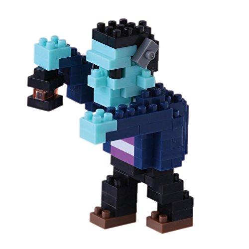 (Nanoblock Frankenstein Monster Building)