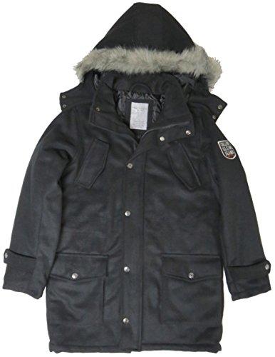 Calvin Klein Boy's Jacket, Size Large, Dark Charcoal by Calvin Klein