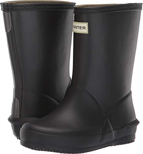 Toddler Black Hunter Boots (Hunter Kids Unisex First Norris Boots (Toddler/Little Kid) Black 6 M US)