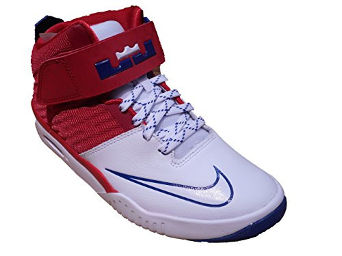 Zapatos Nike Air Akronite Sport Trainer PRIME RED/COURT BLUE-WHITE