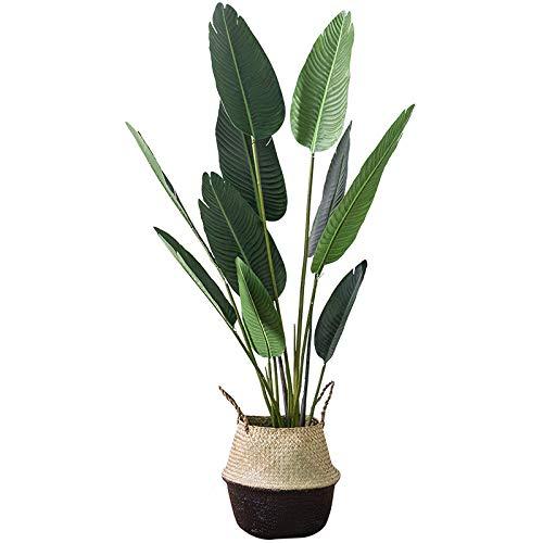 vendite online MEIDI HOME Pastorale creativo rattan vaso di fiori disposizione dei dei dei fiori tessitura cesto di fiori casa soggiorno morbido decorazione ornamenti  da non perdere!