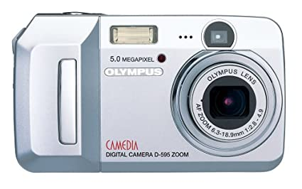 amazon com olympus d595 5mp digital camera with 3x optical zoom rh amazon com Zoom User Manual Zoom User Manual