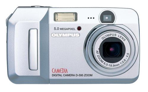 Olympus Digital Camera 12X Optical Zoom - 8