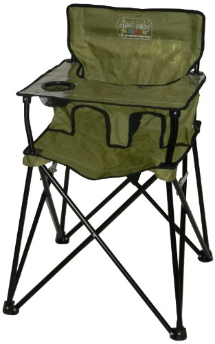 Portable High Chair For Camping