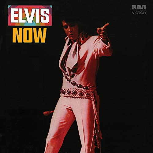 Elvis Now (180 Gram Audiophile Translucent Gold & Red Swirl Vinyl/Limited Anniversary Edition/Gatefold Cover & Poster)