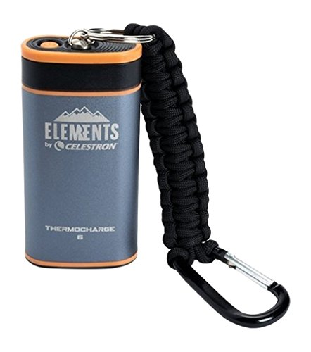 Celestron Elements ThermoCharge Warmer Power