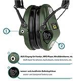 Sordin Supreme PRO X - Adjustable Active Safety Ear