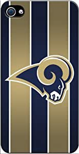 St. Louis Rams NFL iPhone 4-4S Case v2 3102mss