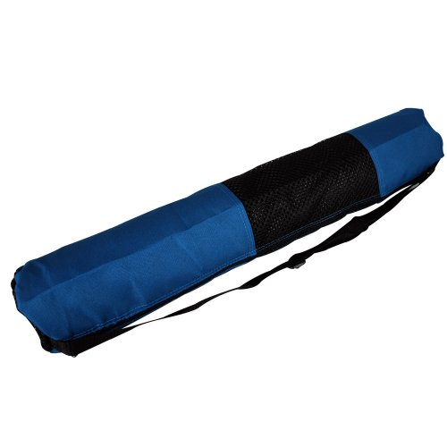 YogaDirect Nylon Yoga Mat Bag, Blue