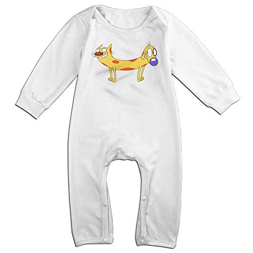 Costume It Wreck Toddler Ralph (VanillaBubble Catdog For 6-24 Months Infant Geek Tshirt White Size 6)