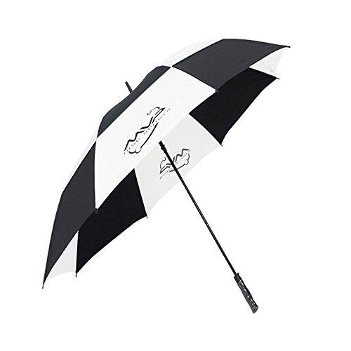 "MVP Disc Sports Logo Disc Golf Umbrella - Large 68"""