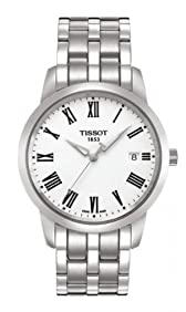 Tissot T0334101101301 Watches CLASSIC DREAM WHITE DIAL