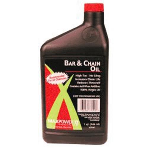 Maxpower 337040 32 Oz Bar & Chain Oil by Maxpower