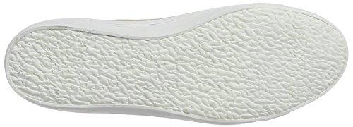 ESPRIT Damen Mindy Lace Up Sneaker Beige (275 Dusty Nude)