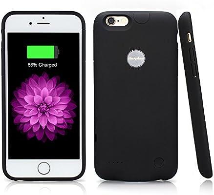 Caso del iPhone 6S batería, iPhone 6 cargador recargable ...