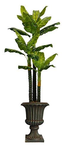 Laura Ashley VHX123213 Real Touch Evergreen Planter, 86