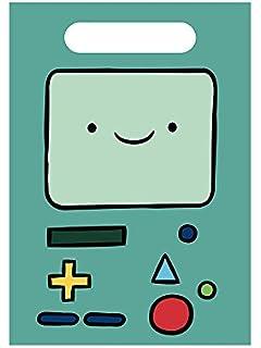 Hallmark Adventure Time Party Favor Bags 8Piece