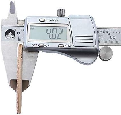 Alician 20 # 10 # 0# para herramientas de reparaci/ón de juntas de madera de espiga 100 tacos de madera de haya para carpinter/ía de galletas color 0 # talla /única
