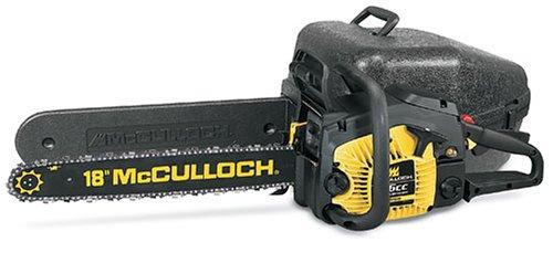 Amazon com : McCulloch MS1846AVCC 46cc 2-cycle Gas Engine Chain Saw